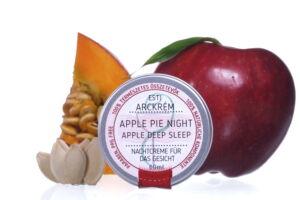 Apple Pie Night esti arckrém