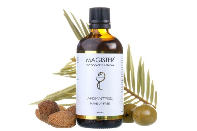 Argantree make up free arc- és sminklemosó