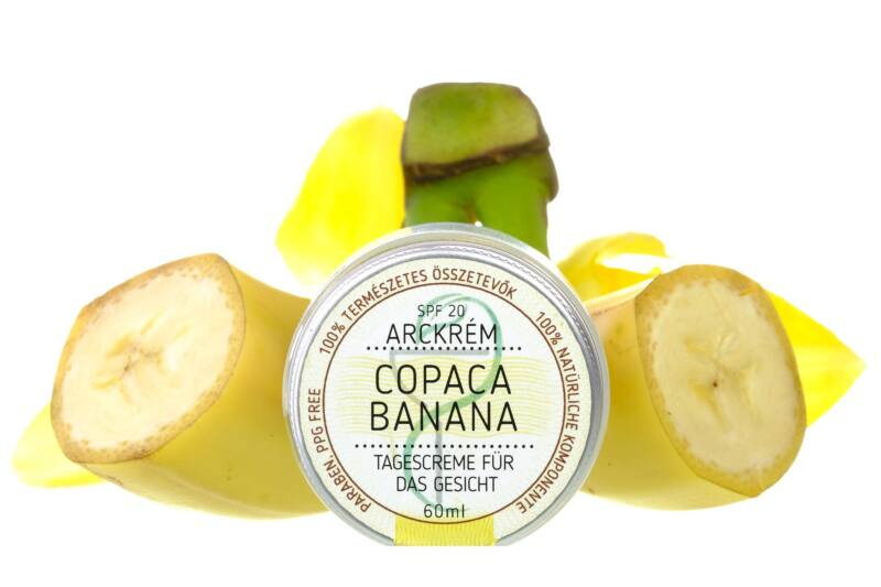 Copaca Banana SPF20 arckrém